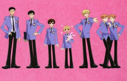 The Beginner's Guide to Anime: No. 3 – Ouran High School Host Club
