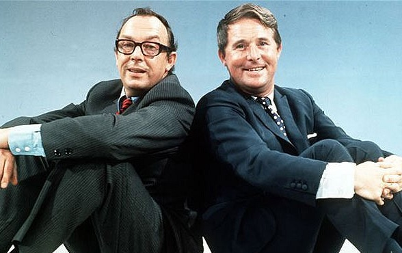 Morecambe and Wise The Whole Story 1