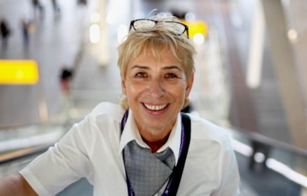 Passenger Experience Manager Sue